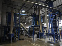 LDPE, HDPE PROCESSING LINE