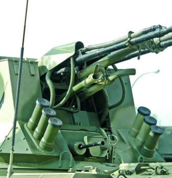 Вооружение для боевых модулей