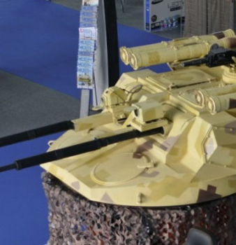 Виды боевых модулей для боевых машин в Украине