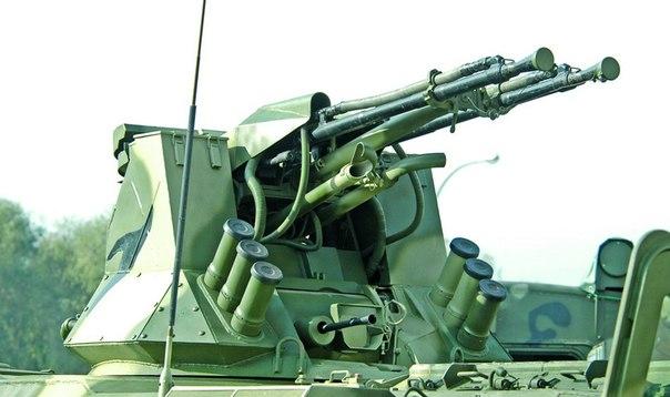 Озброєння для бойових модулів